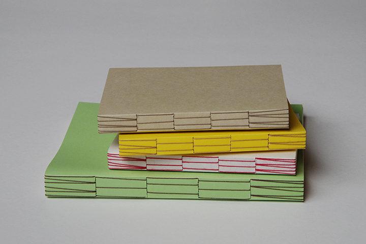 手製本でつくる自分だけのレシピ帳